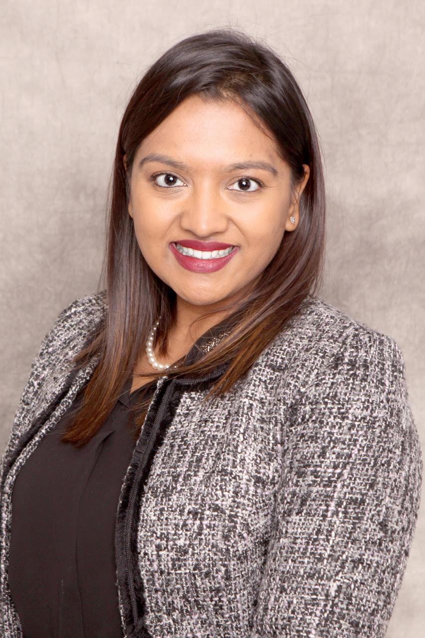 Arisha Rajaram